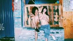 Khoe ảnh khỏa thân lên mạng, hai du khách Trung Quốc bị bắt giữ