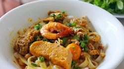 """Đi ăn """"mỳ Quảng cóc"""" ở Sài thành"""