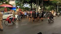CA Sơn La ráo riết truy lùng kẻ bắn Phó công an phường