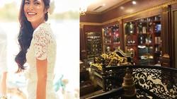 Hình ảnh biệt thự nhà chồng Tăng Thanh Hà lại gây sốt