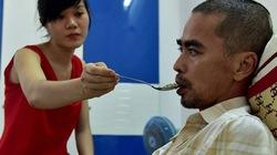 Diễn viên Nguyễn Hoàng nhập viện ghép hộp sọ