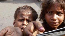 300.000 trẻ em Ấn Độ bị ép đi xin tiền cho các băng đảng