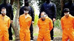 IS ồ ạt giết quân bằng chất kịch độc, ráo riết săn đầu nội gián