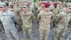 """Ảnh: 3 vạn lính NATO tập trận cực lớn """"dằn mặt"""" Nga"""