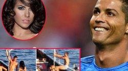"""Tiết lộ về mỹ nhân """"vui quá trớn"""" với Ronaldo trên du thuyền"""