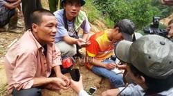 Cứu nạn bất thành 3 phu vàng mắc kẹt trong hang ở Thanh Hóa