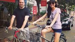 Sao Việt siêu giàu vẫn chuộng xe đạp giản dị