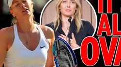 Sharapova chính thức bị cấm thi đấu 2 năm vì doping