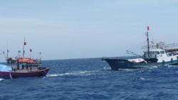 Tàu cá giả dạng của Trung Quốc vào sát bờ biển Đà Nẵng
