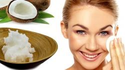 3 công thức giải quyết vấn đề về da từ dầu dừa