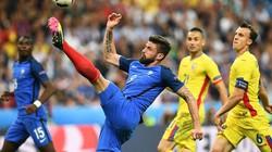 Clip bàn thắng trận Pháp - Romania
