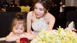 Elly Trần tổ chức sinh nhật sớm cho con gái yêu