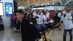 Nổ ở sân bay Trung Quốc khiến hành khách bị thương