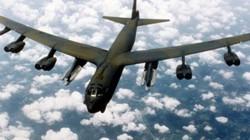 Pháo đài bay B-52 của Mỹ mang thủy lôi áp sát biên giới Nga