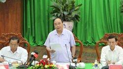 Thủ tướng thống nhất chủ trương chuyển đổi Nông trường Sông Hậu