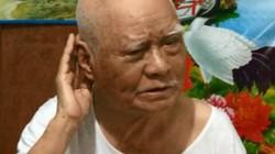 Nhạc sĩ Nguyễn Văn Tý bị ngã rách da đầu khi tập đi