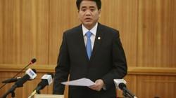 Ông Nguyễn Đức Chung tiếp tục được bầu làm Chủ tịch UBND TP Hà Nội