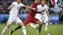 """Ronaldo """"tịt ngòi"""", Bồ Đào Nha bị Iceland """"cưa điểm"""""""