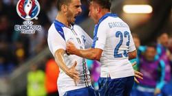 Đội hình tiêu biểu lượt trận thứ nhất EURO 2016: Italia áp đảo