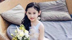 Con gái Minh Tiệp ngày càng xinh đẹp giống mẹ