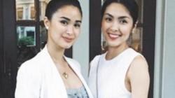 """Hà Tăng xinh đẹp không kém """"mỹ nhân số 1"""" Philippines"""