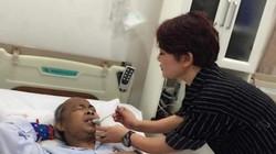 NSƯT Hán Văn Tình khóc rất nhiều khi điều trị ung thư