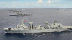 Trung Quốc điều tàu hải quân đi do thám Mỹ, Nhật tập trận?