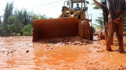 Yêu cầu tạm dừng hoạt động công ty để vỡ hồ chứa chất thải titan