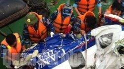 Đã xác định các vật thể thu được trên biển là của máy bay CASA-212