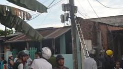 Thái Bình: Bất cẩn khi lắp đặt, một công nhân bị điện giật chết