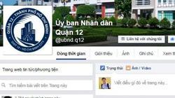 TP.HCM: Quận đầu tiên tiếp nhận thông tin của dân qua Facebook