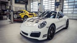 Porsche 911 Carrera S Endurance Racing Edition trình làng