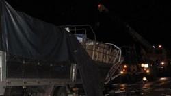 Xe container đấu đầu ôtô tải kinh hoàng, 3 người thiệt mạng