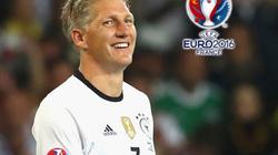 Schweinsteiger lập kỷ lục vô tiền khoáng hậu trong màu áo ĐT Đức