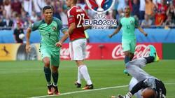 Ronaldo lập 2 siêu kỷ lục trong lịch sử EURO