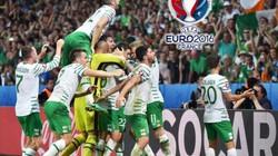 Chùm ảnh CH Ireland ăn mừng thời khắc lịch sử tại EURO