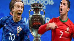 Lịch thi đấu, phát sóng trực tiếp vòng 1/8 EURO 2016 ngày 26.6