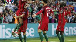 """TIN NHANH EURO (25.6): Maradona """"dìm hàng"""" Bồ Đào Nha, Buffon xuất sắc hơn De Gea"""