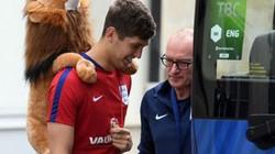 Những trò mê tín kì dị ở EURO 2016