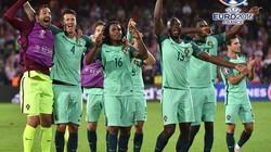 """Thắng """"nghẹt thở"""" trước Croatia, Bồ Đào Nha lập kỷ lục ở EURO"""
