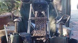 Thanh Hóa: Ngư dân vớt được vật thể nghi của máy bay Su-30 MK2