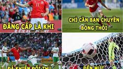 """HẬU TRƯỜNG (26.6): Bale """"nổ vang trời"""", Ronaldo không bao giờ """"làm điệu"""""""