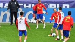 Trước vòng 1/8 EURO 2016, Tây Ban Nha bị kiểm tra doping