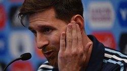 """Messi """"thề độc"""" trước chung kết Copa America 2016"""