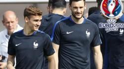 Griezmann, Hugo Lloris thay nhau lập kỷ lục trong màu áo ĐT Pháp