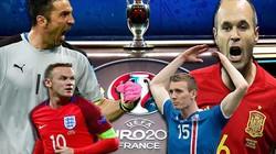 Lịch thi đấu, phát sóng trực tiếp vòng 1/8 EURO 2016 ngày 27.6