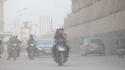 Hà Nội: Nồng độ ô nhiễm bụi ở một số nơi vượt giới hạn cho phép