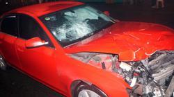 Bị Audi tông, nam thanh niên văng xa 10m, tử vong tại chỗ