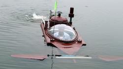 Thử nghiệm tàu ngầm Hoàng Sa trên biển vào tháng 7