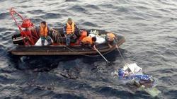 Tìm thấy thêm 2 thi thể và vớt được hộp đen CASA-212